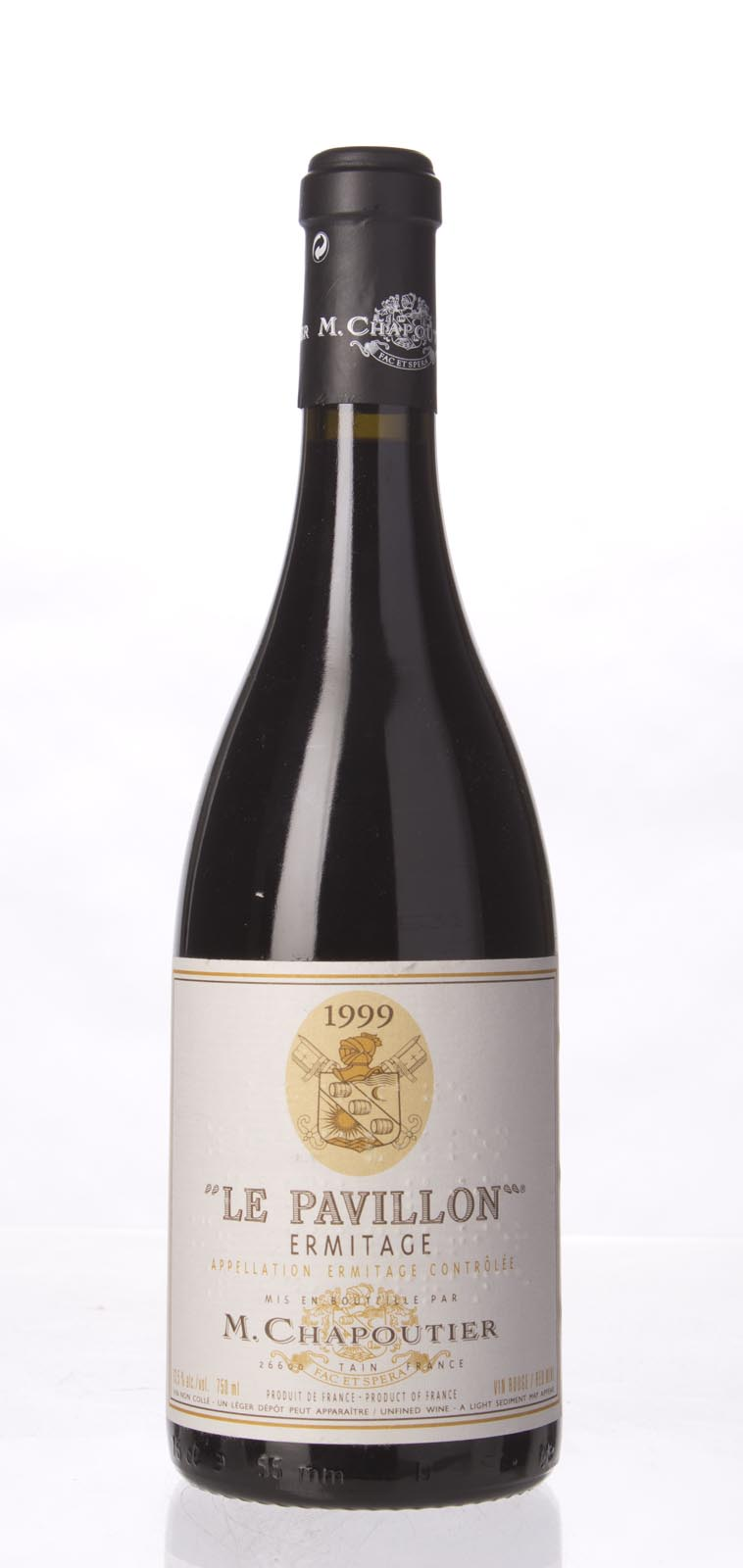 Chapoutier Ermitage le Pavillon 1999,  (WA96) from The BPW - Merchants of rare and fine wines.