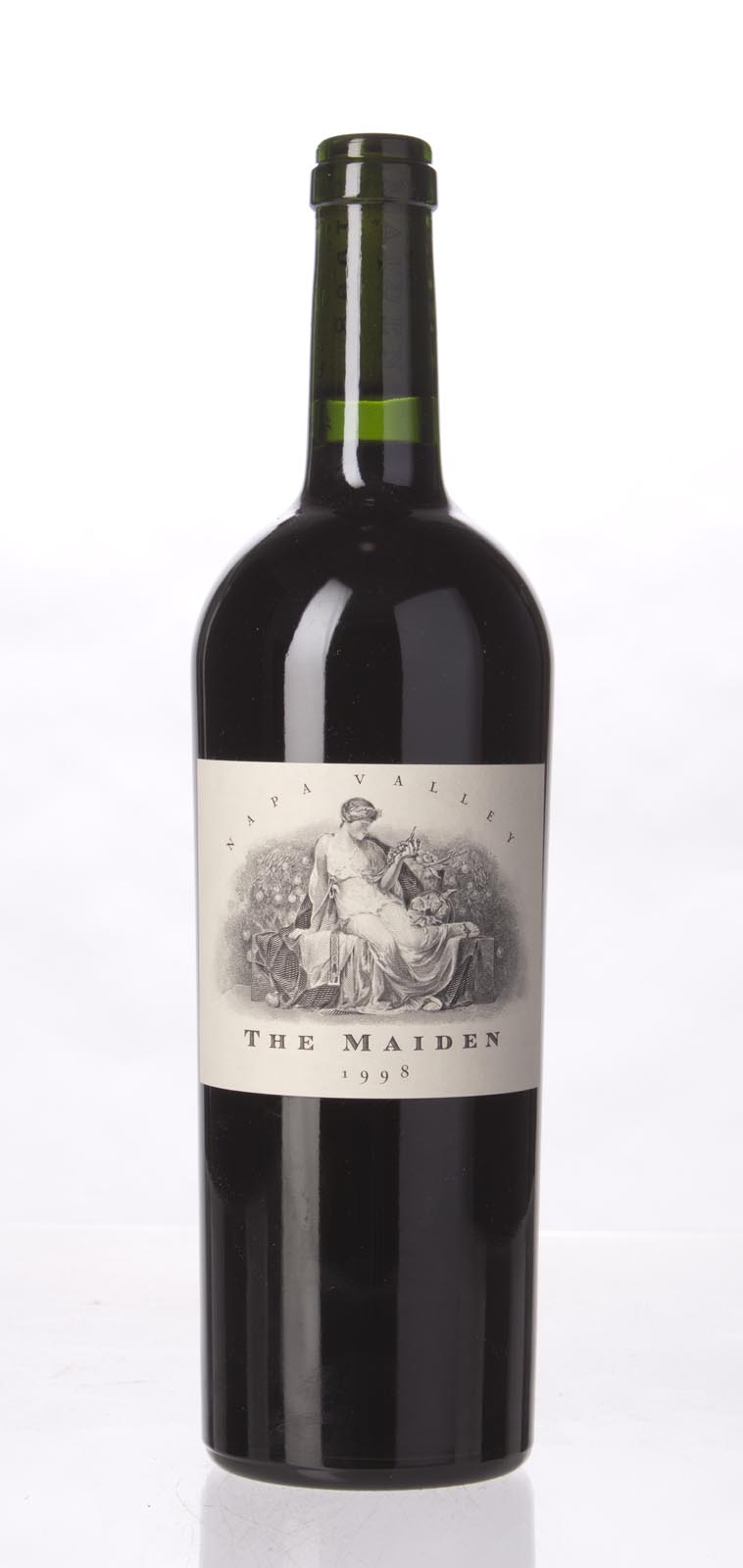 Harlan Estate The Maiden 1998,  (WA91, WS91) from The BPW - Merchants of rare and fine wines.