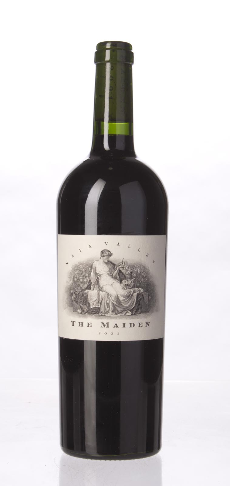 Harlan Estate The Maiden 2001,  (WA93) from The BPW - Merchants of rare and fine wines.