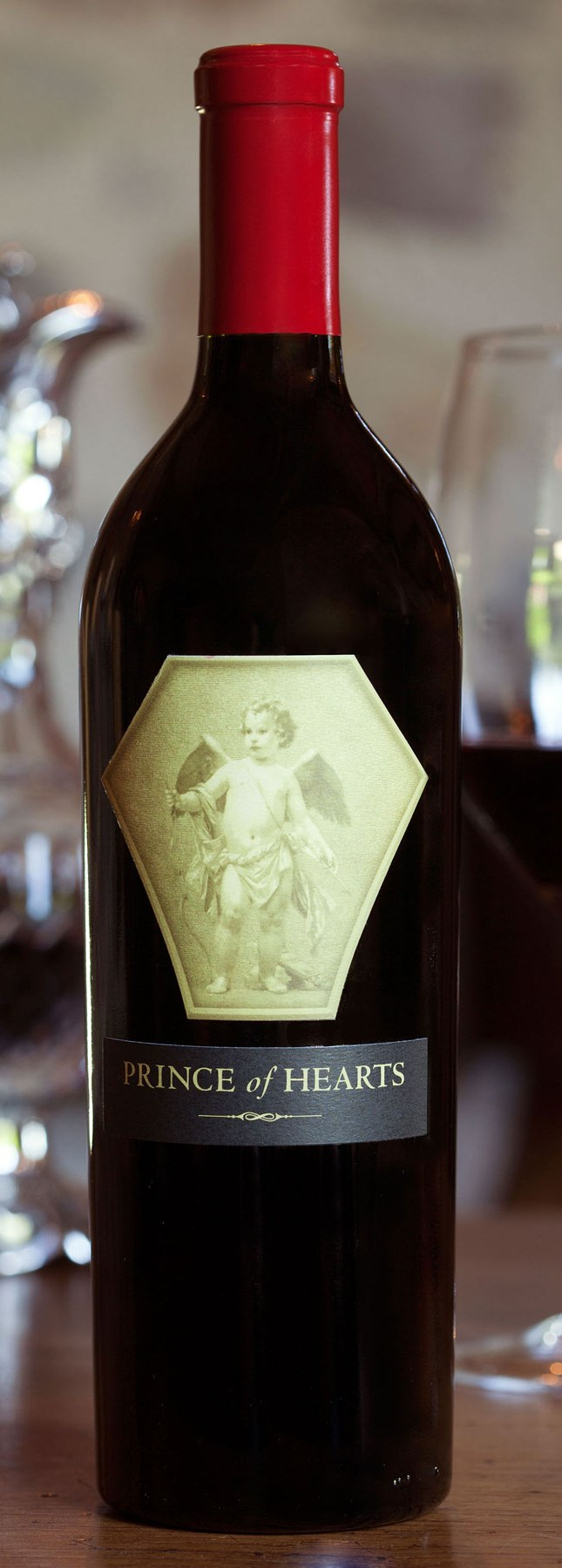 Blankiet Proprietary Red Prince of Hearts Paradise Hills Vineyard 2010, 750ml (WA93, ST91) from The BPW - Merchants of rare and fine wines.