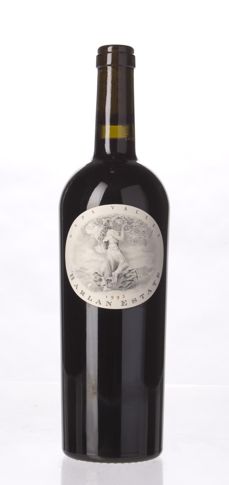 Harlan Estate Proprietary Red 1993,  (WA95, WS93) from The BPW - Merchants of rare and fine wines.