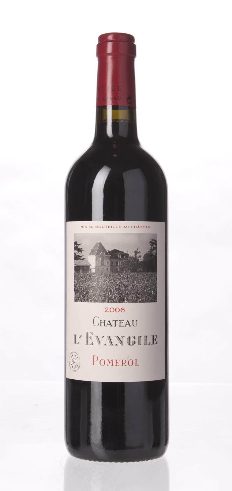L`Evangile 2006,  (WA93, ST92) from The BPW - Merchants of rare and fine wines.