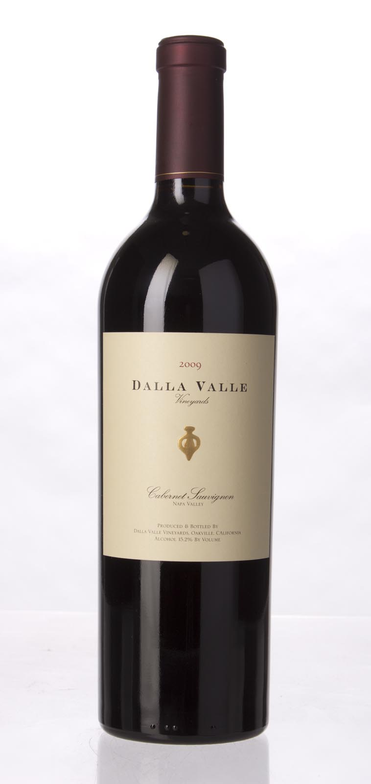 Dalla Valle Cabernet Sauvignon Estate 2009, 750mL (WA96, WS94) from The BPW - Merchants of rare and fine wines.