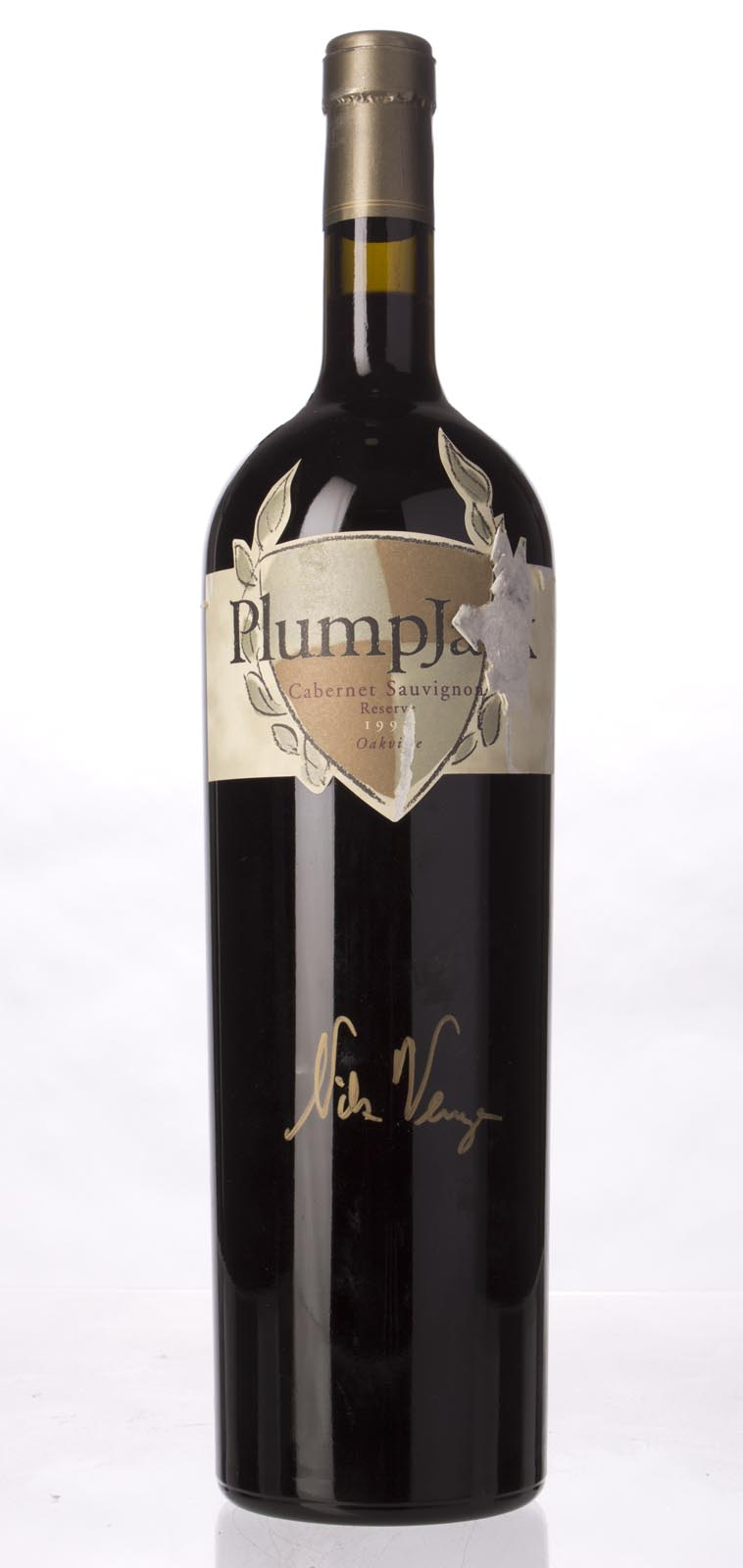 PlumpJack Cabernet Sauvignon Reserve 1997, 1.5L (WA90) from The BPW - Merchants of rare and fine wines.