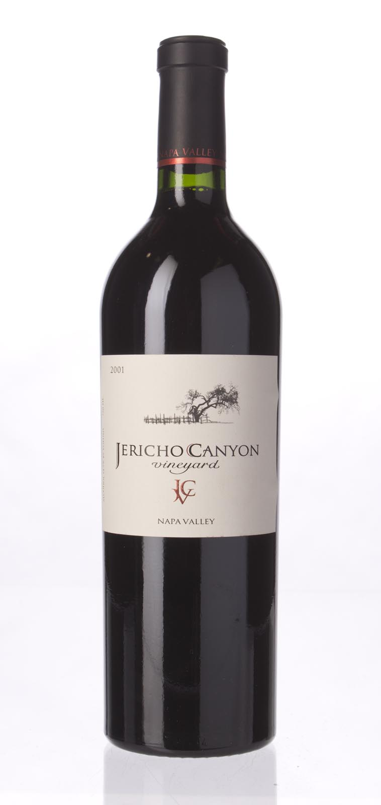 Jericho Canyon Proprietary Red Napa Valley 2001, 750mL (WA91, WS92) from The BPW - Merchants of rare and fine wines.