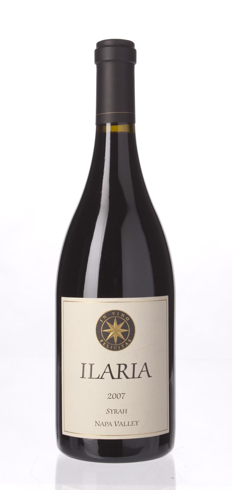 Ilari Syrah 2007, 750mL (WA91) from The BPW - Merchants of rare and fine wines.