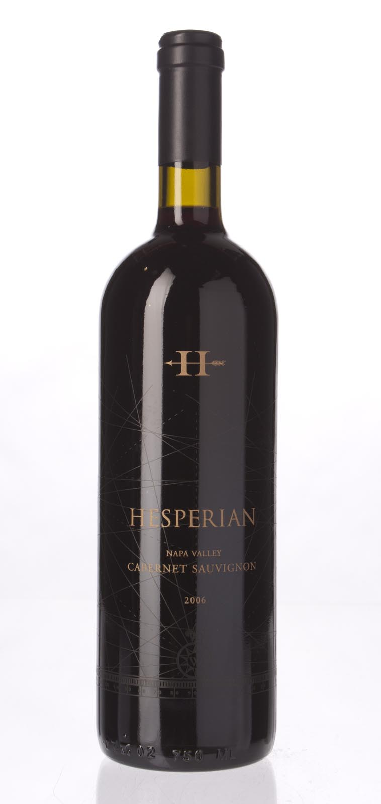 Hesperian Cabernet Sauvignon Napa Valley 2006, 750mL () from The BPW - Merchants of rare and fine wines.