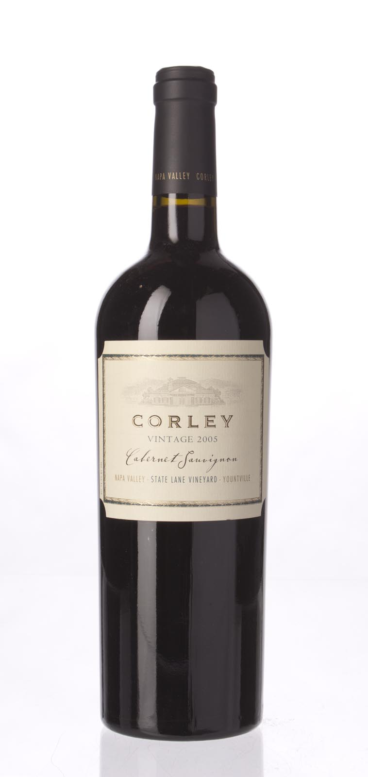 Corley Cabernet Sauvignon State Lane Vineyard 2005, 750mL () from The BPW - Merchants of rare and fine wines.