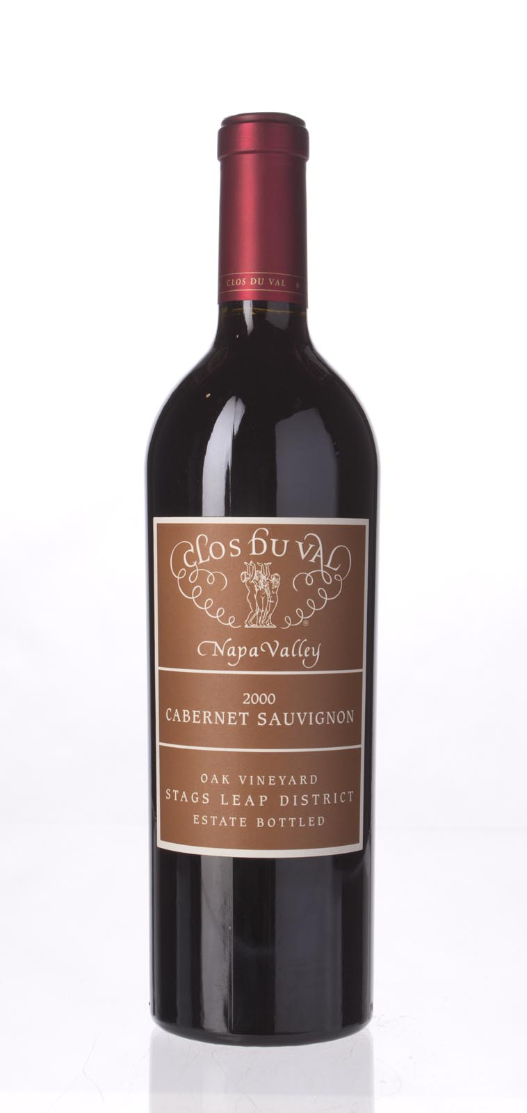 Clos du Val Cabernet Sauvignon Oak Vineyard 2000, 750mL () from The BPW - Merchants of rare and fine wines.