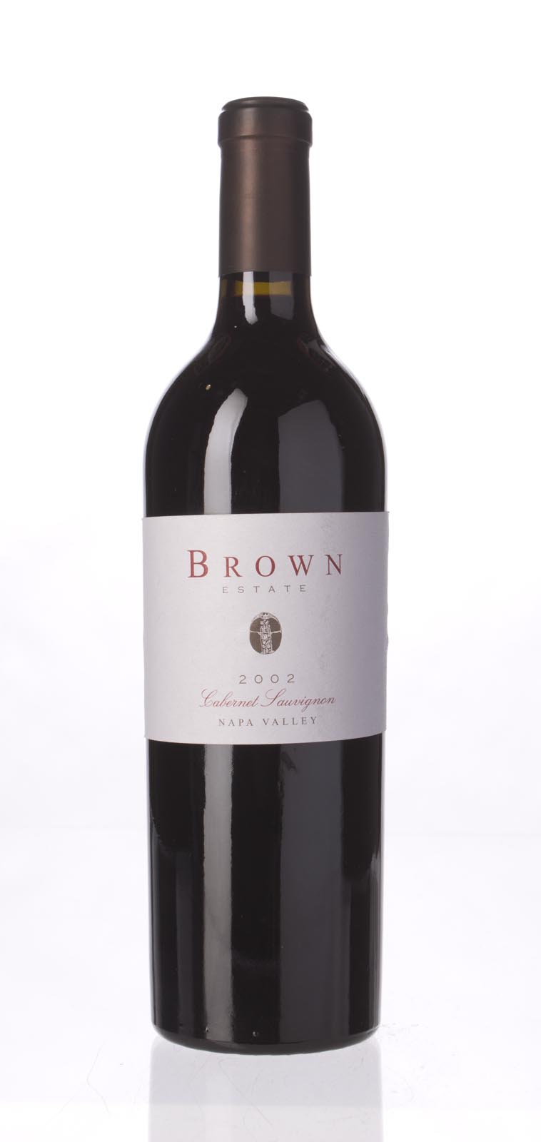 Brown Estate Cabernet Sauvignon 2002, 750mL () from The BPW - Merchants of rare and fine wines.