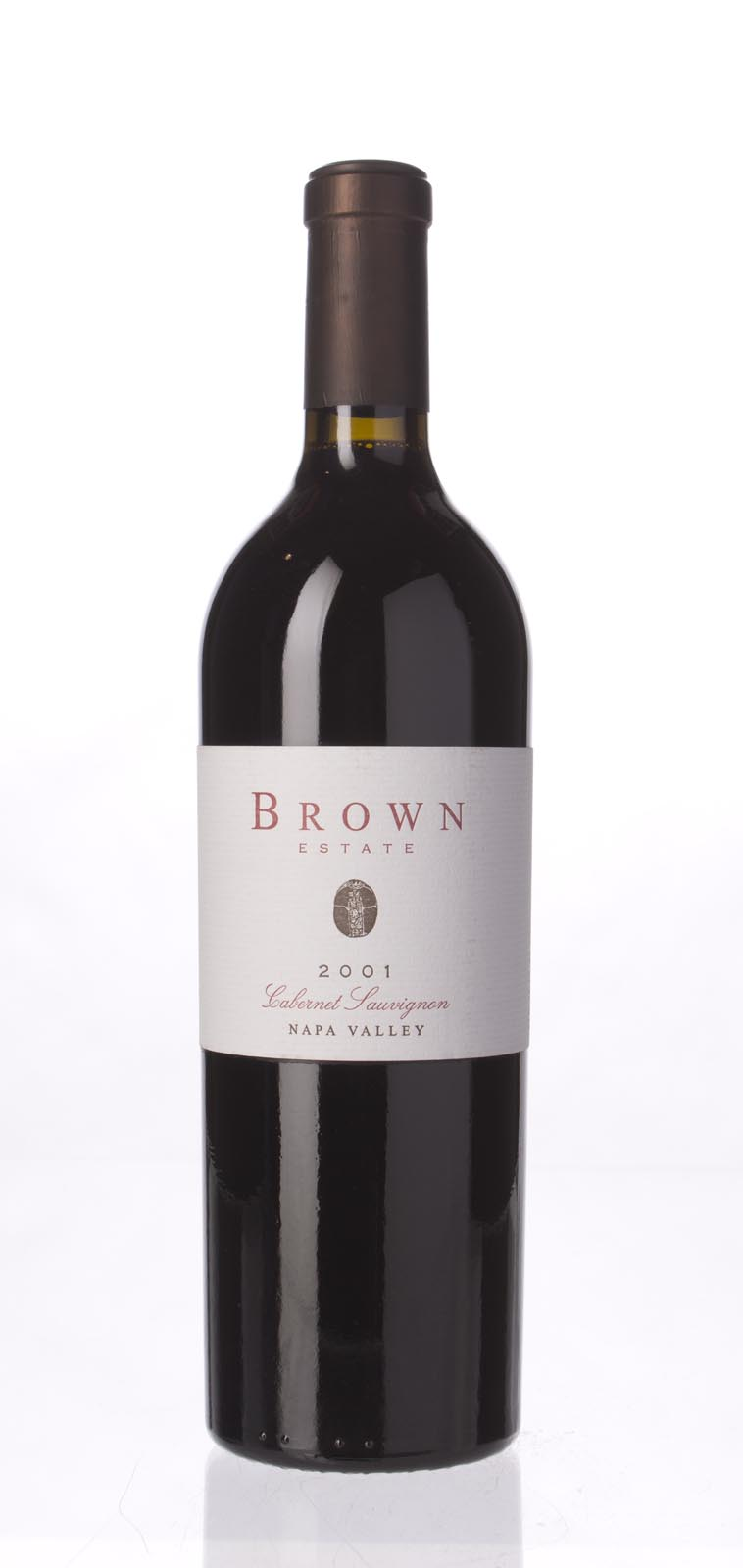 Brown Estate Cabernet Sauvignon 2001, 750mL () from The BPW - Merchants of rare and fine wines.