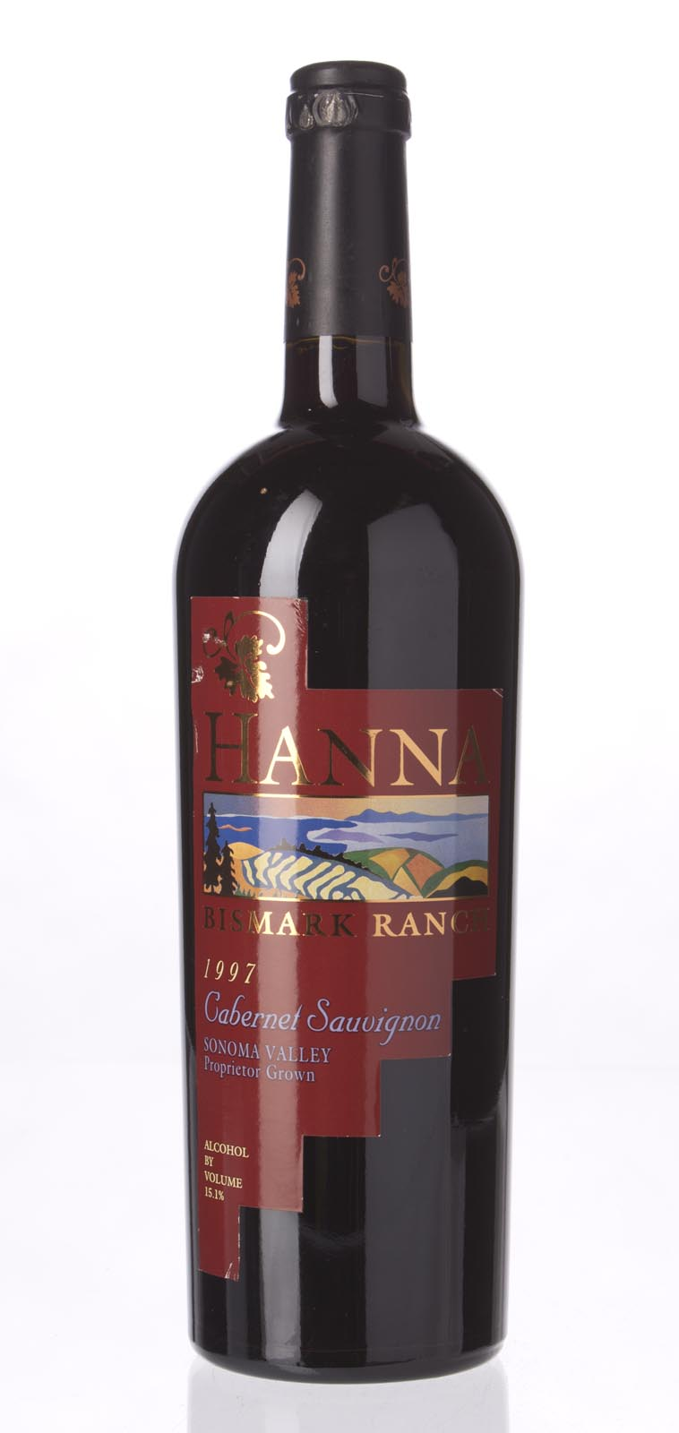 Hanna Cabernet Sauvignon Bismark Ranch 1997, 750ml (WA90) from The BPW - Merchants of rare and fine wines.