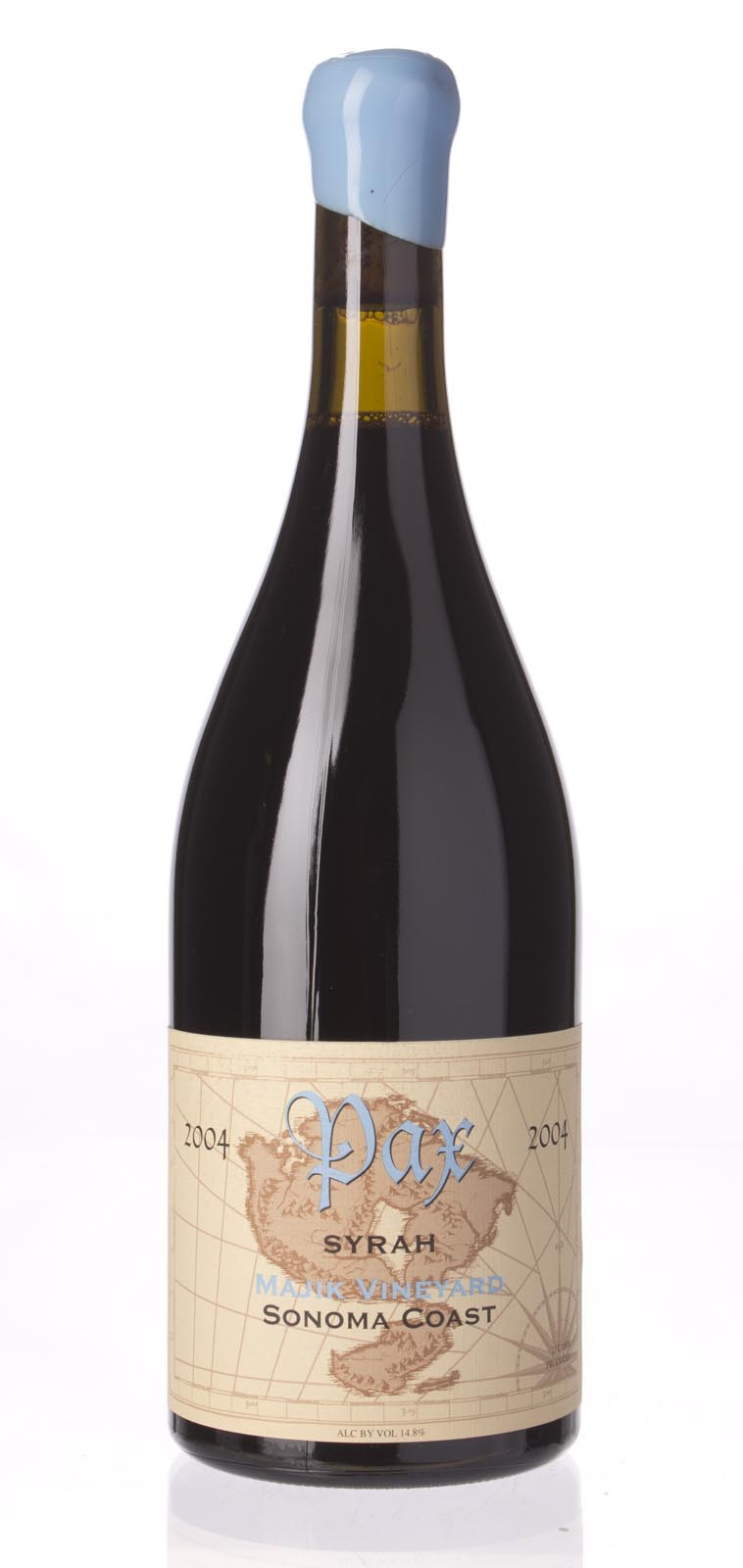 Pax Cellars Syrah Majik 2004, 750mL () from The BPW - Merchants of rare and fine wines.