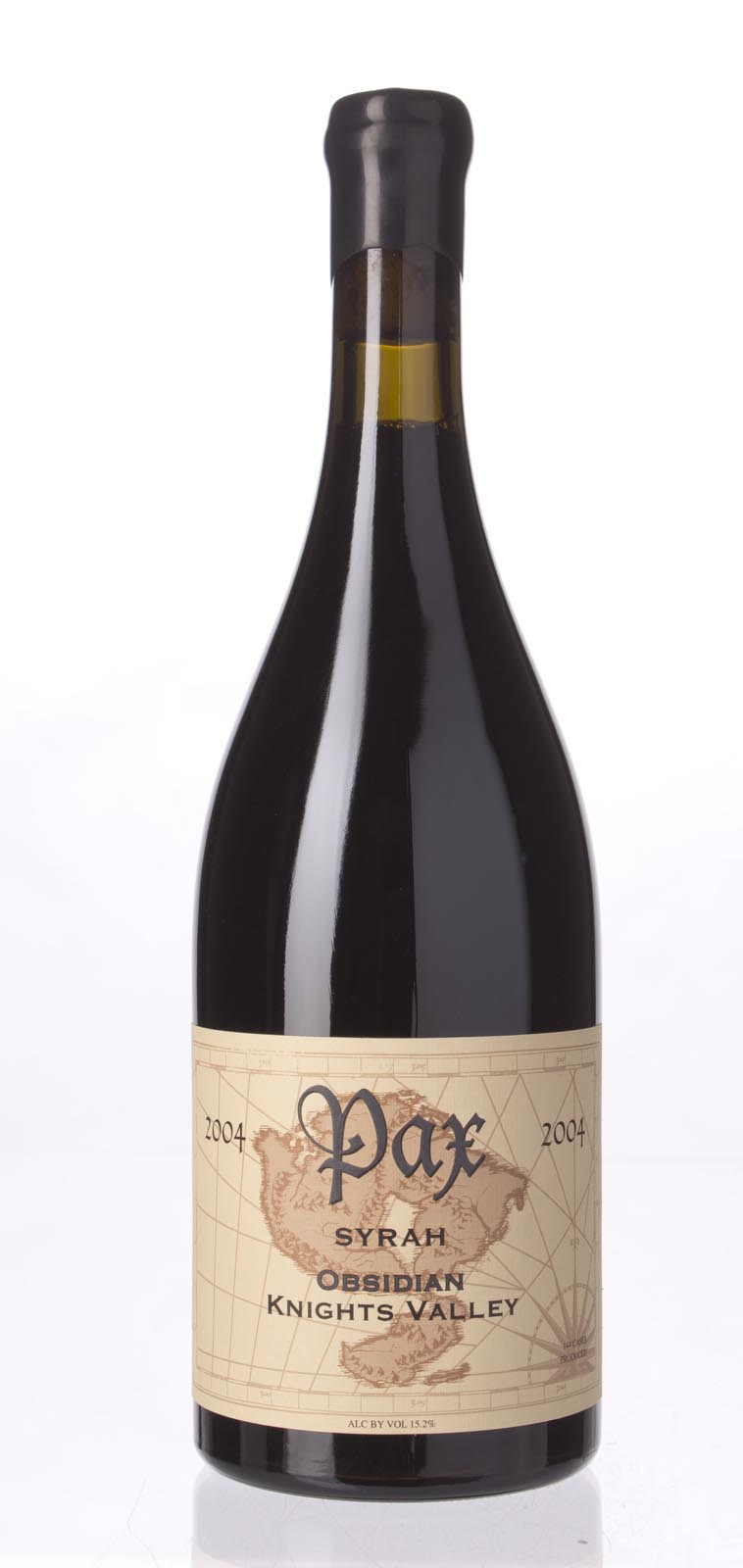 Pax Cellars Syrah Obsidian 2004, 750mL (ST89) from The BPW - Merchants of rare and fine wines.