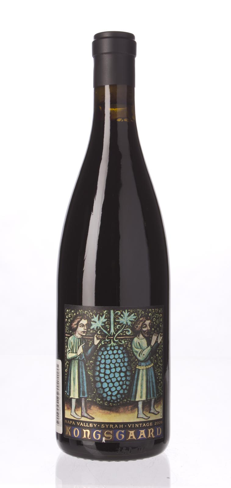 Kongsgaard Syrah Hudson Vineyard 2006, 750mL (WA95) from The BPW - Merchants of rare and fine wines.