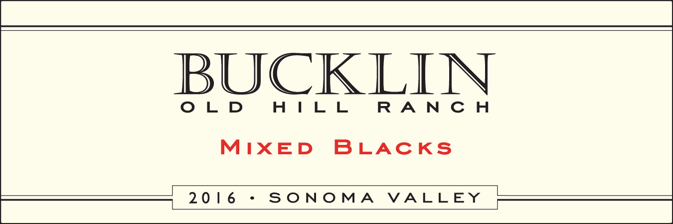 2016 Mixed Blacks Old Hill Ranch - Bucklin Old Hill Ranch