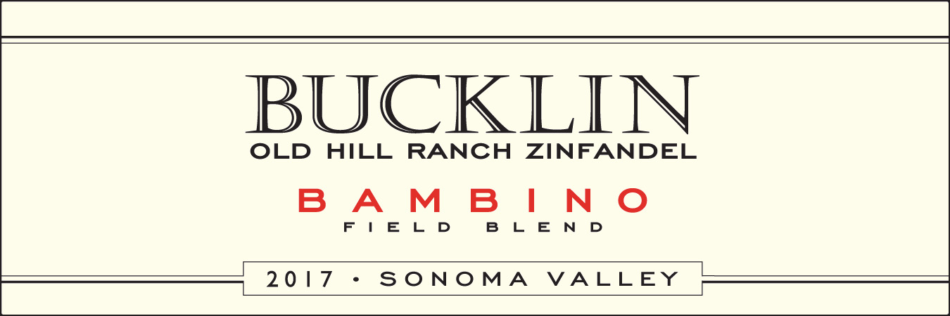 2017 Bambino  Old Hill Ranch - Bucklin Old Hill Ranch