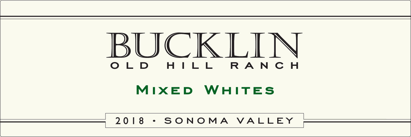 2018 Mixed Whites Old Hill Ranch - Bucklin Old Hill Ranch
