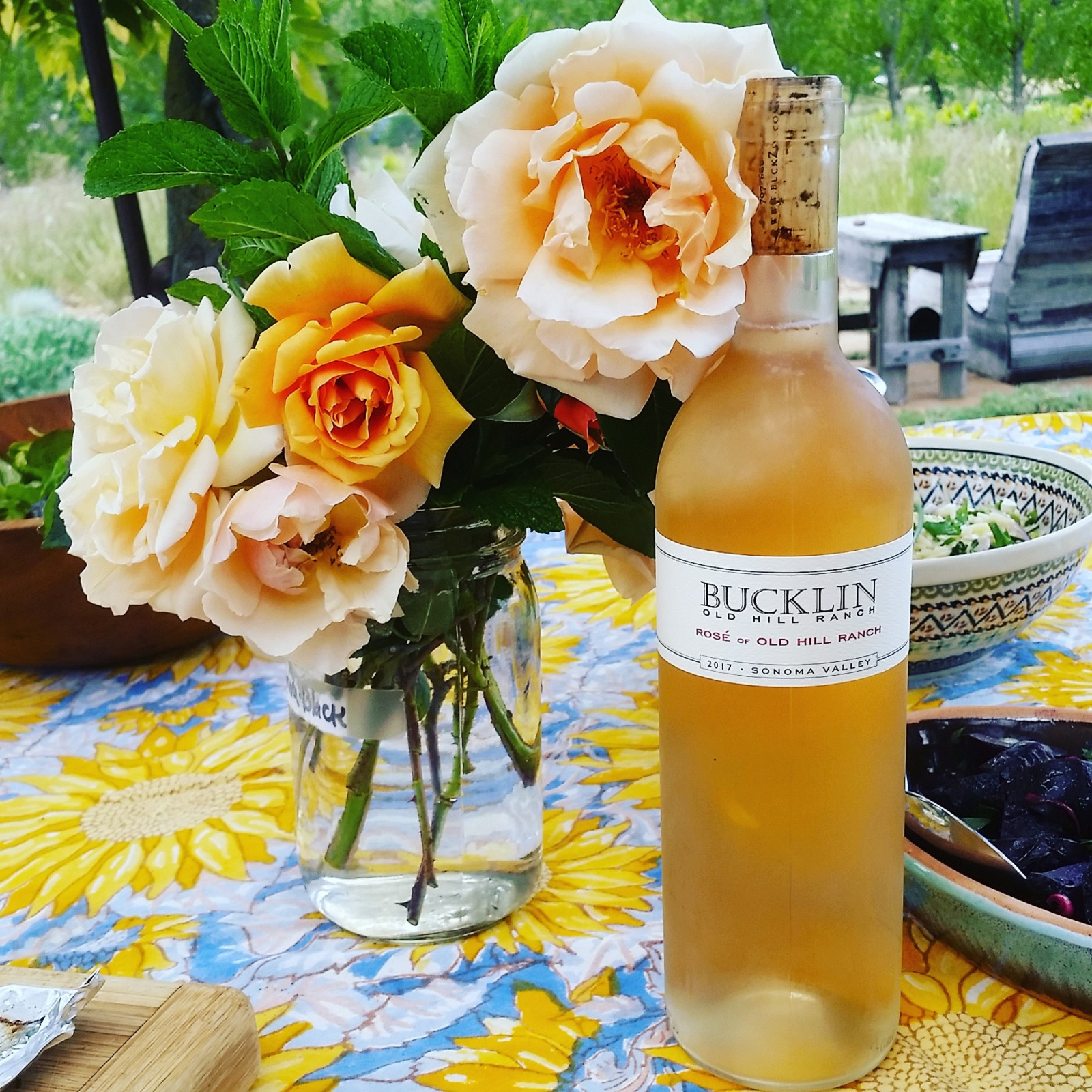 2018 Rosé of Old Hill Ranch  - Bucklin Old Hill Ranch