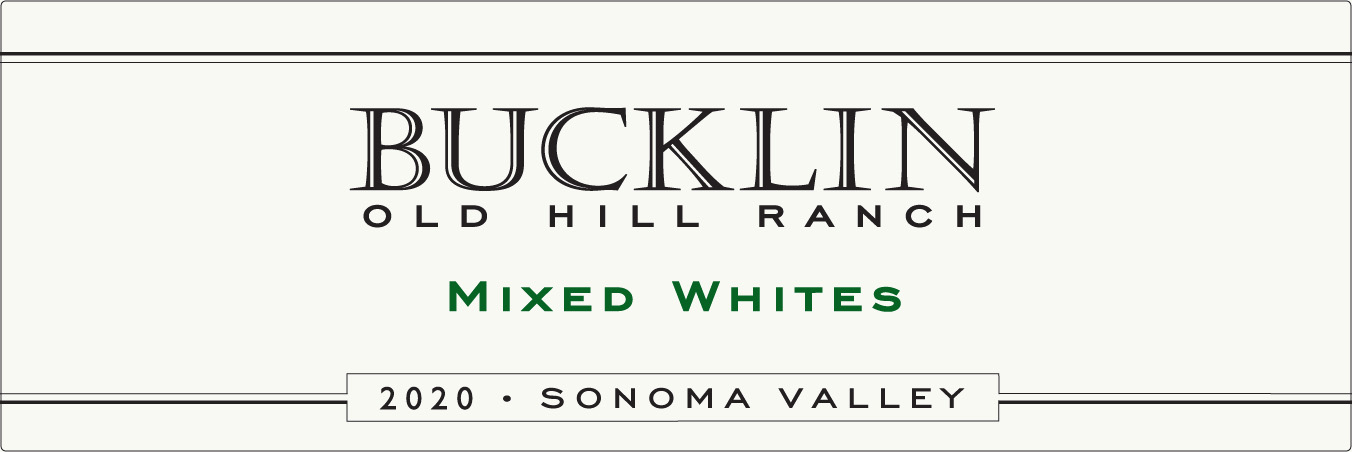 2019 Mixed Whites Old Hill Ranch - Bucklin Old Hill Ranch