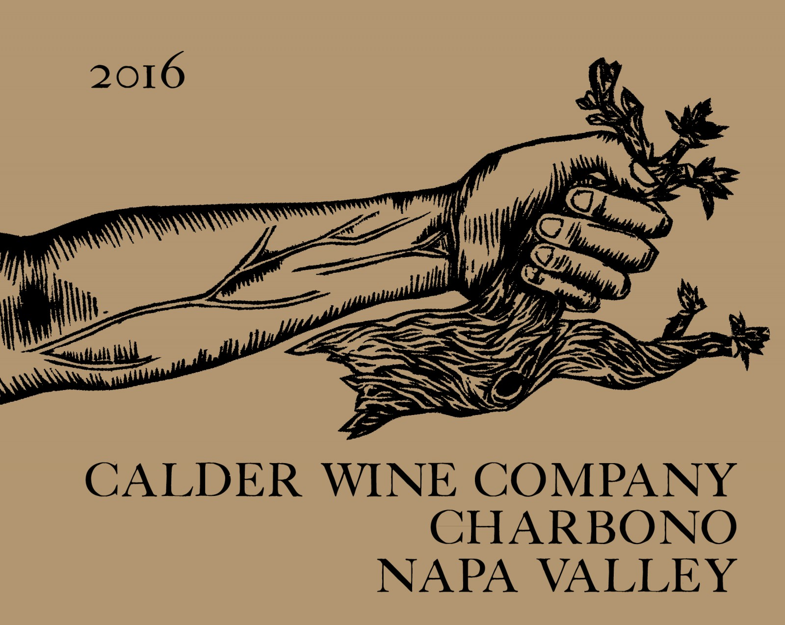 2016 Charbono Rutherford, Napa Valley - Calder Wine Company