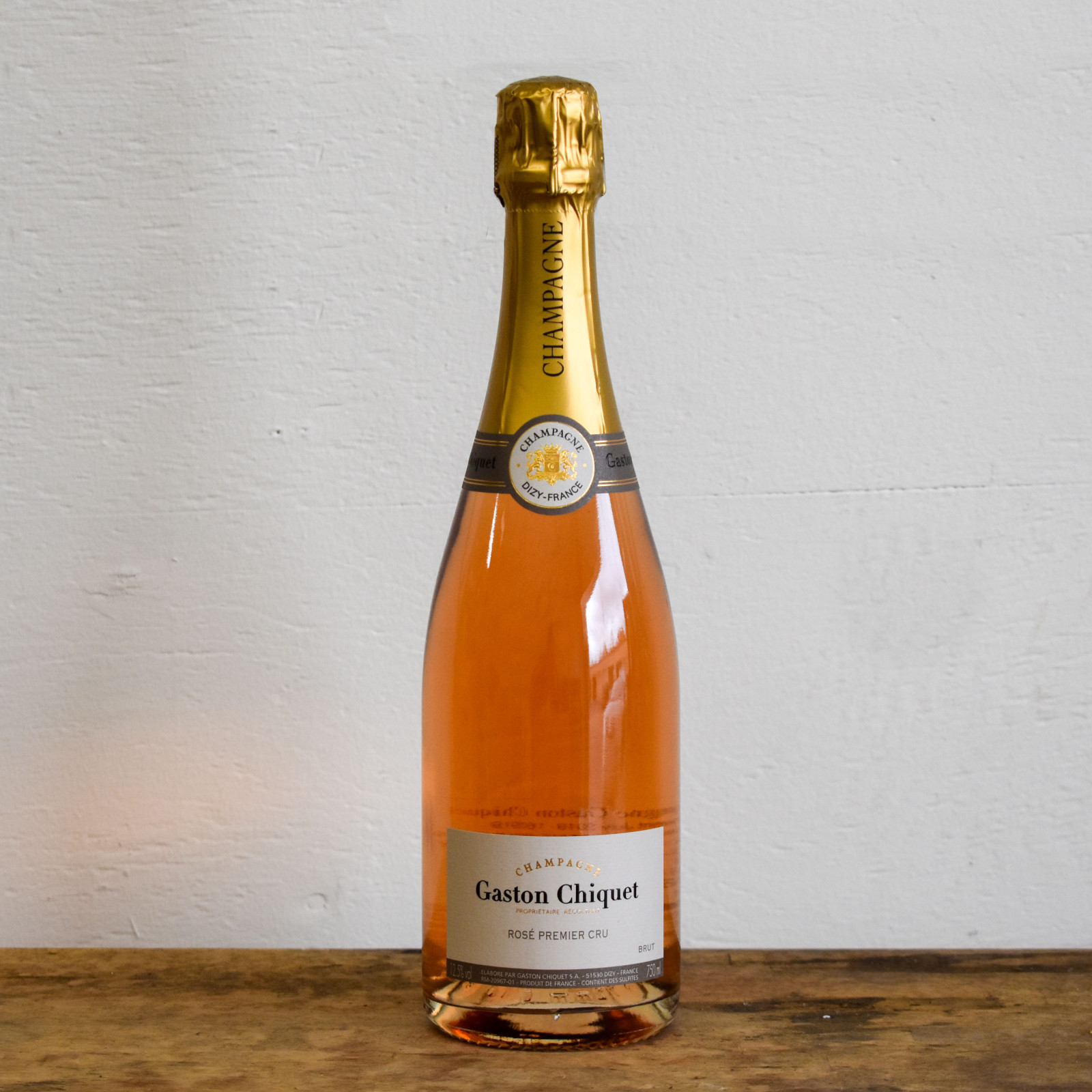 Gaston Chiquet Brut Rose NV GaChiquetRoseNV - Crunchy Red Fruit
