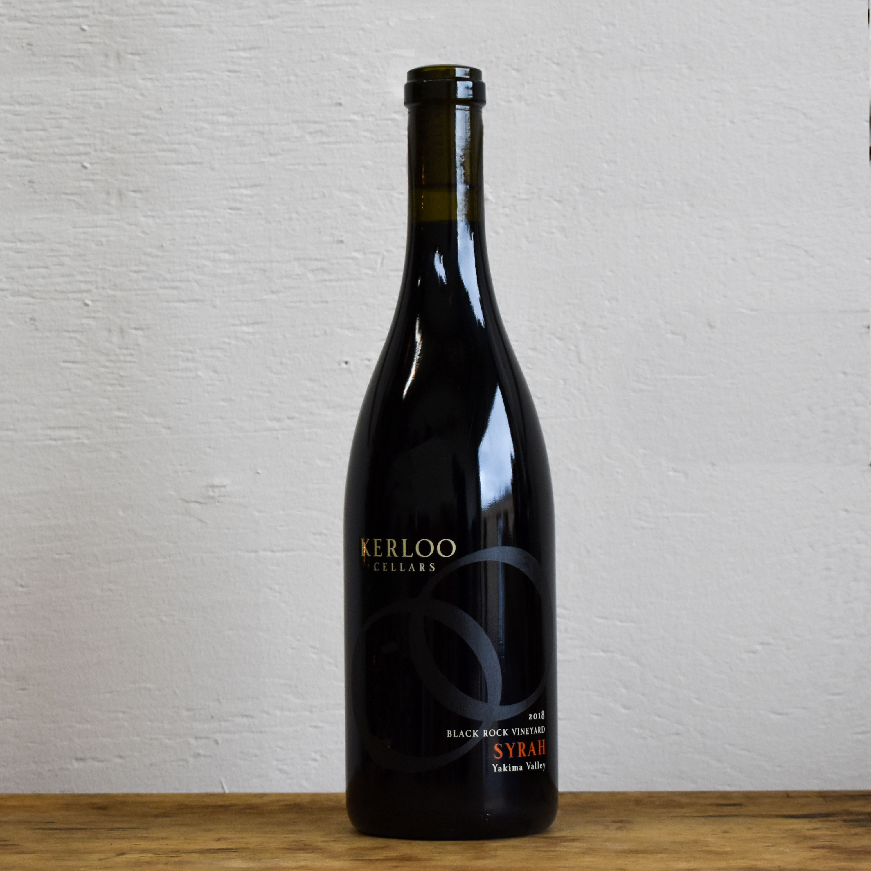 Kerloo Blackrock Syrah 18 KerlooBkRkSyrah18 - Crunchy Red Fruit