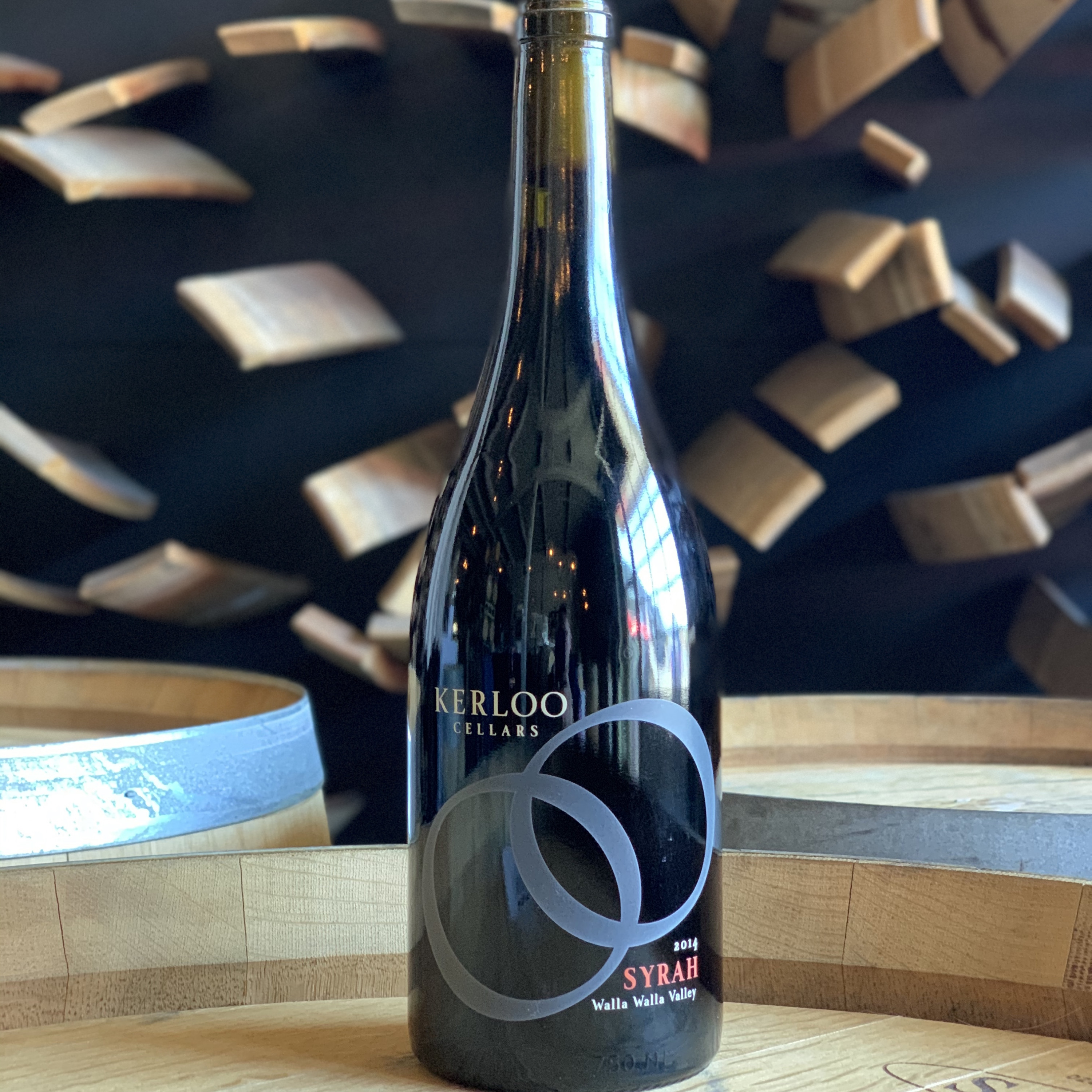 Kerloo Cellars WWV Syrah 2014 KerlooSyrah14 - Crunchy Red Fruit