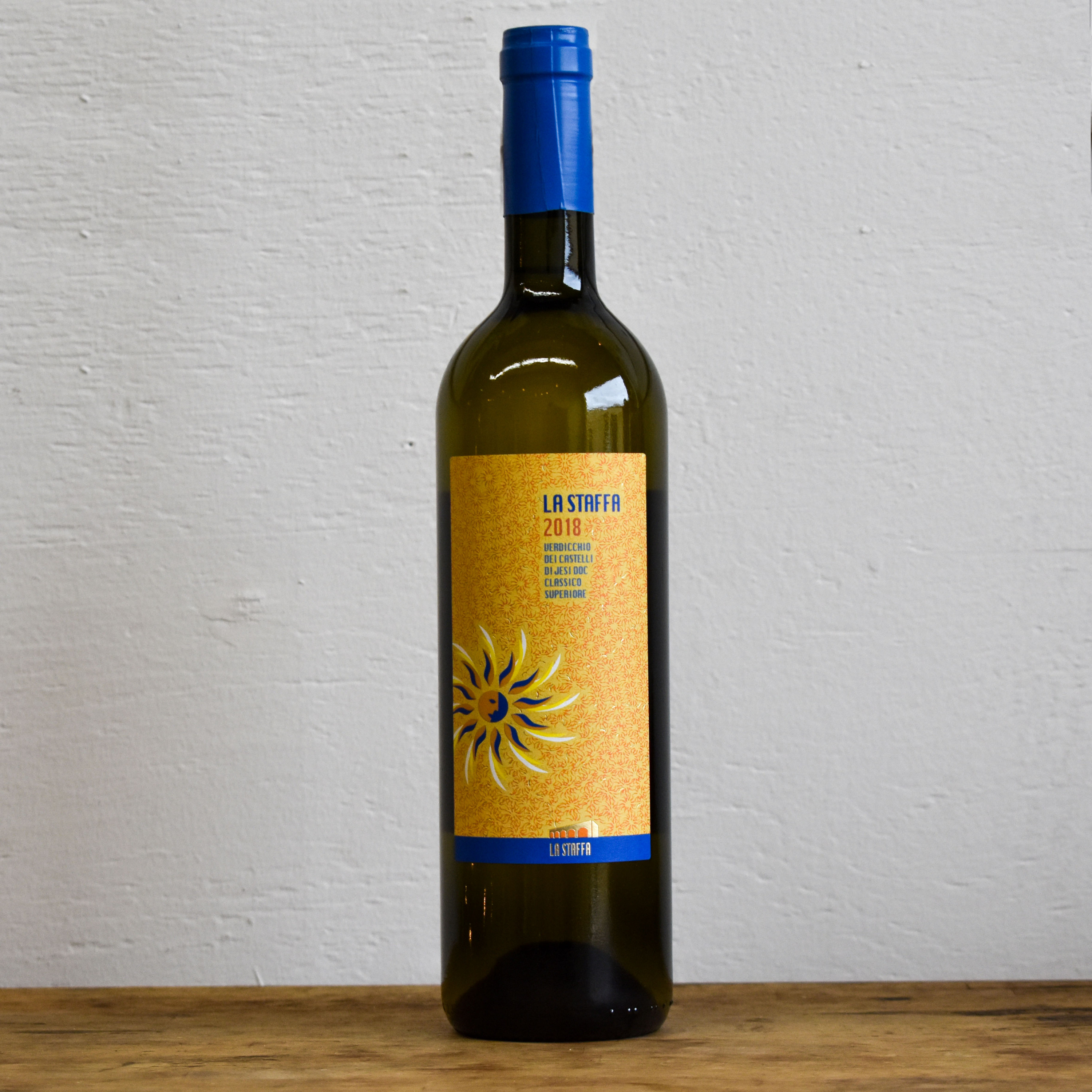 La Staffa Verdicchio 2018 StaffaVerdicchio18 - Crunchy Red Fruit
