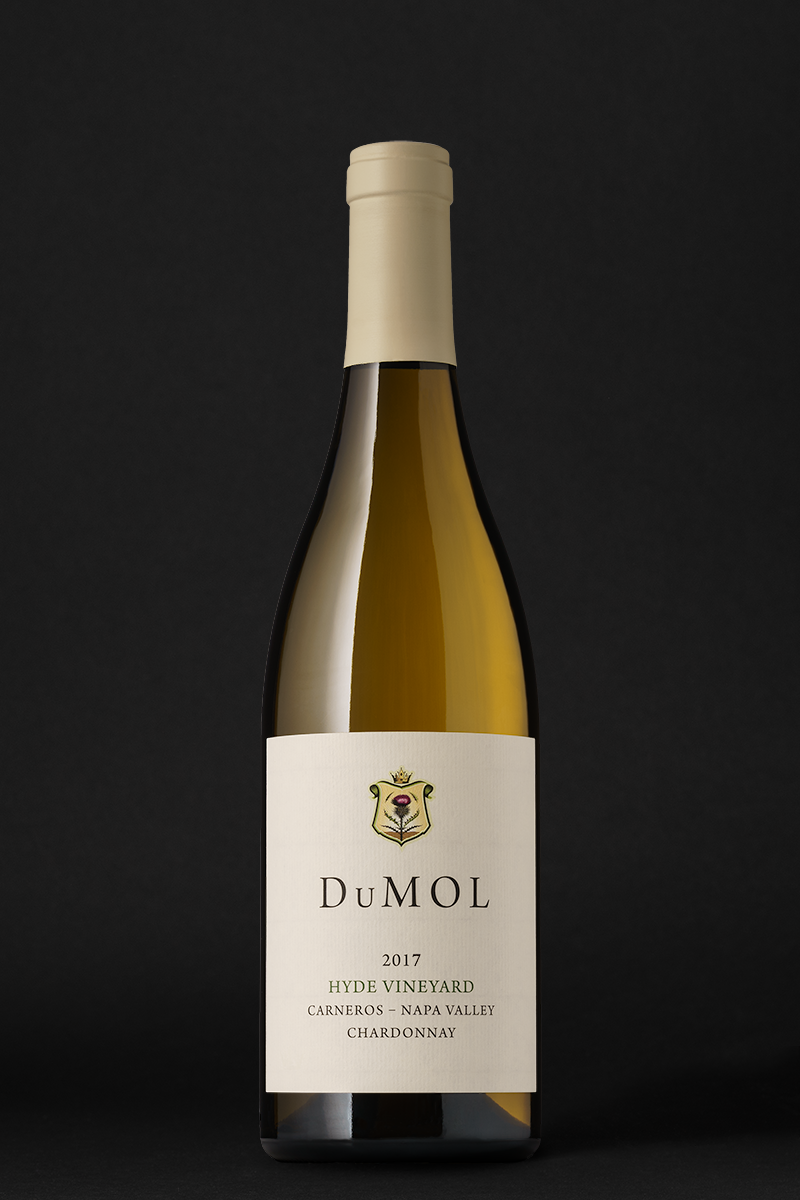 Hyde Vineyard Chardonnay (formerly Clare)  - DuMOL