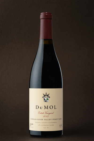 Estate Vineyard Pinot Noir  - DuMOL
