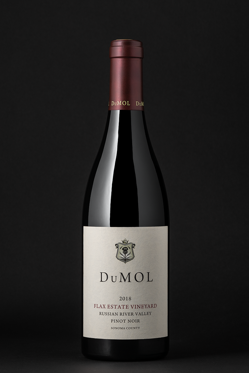 Flax Estate Vineyard Pinot Noir  - DuMOL