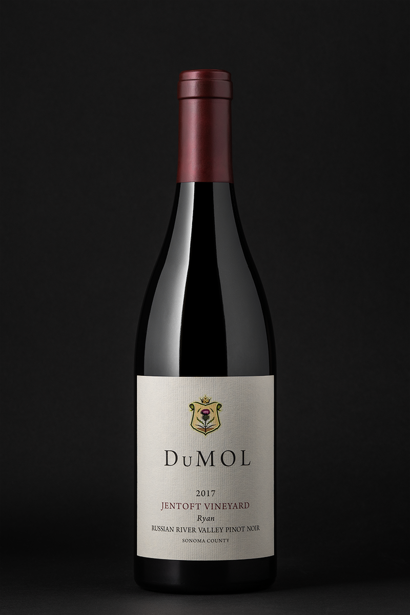 Jentoft Vineyard Ryan Pinot Noir (replacing Widdoes Vineyard)  - DuMOL