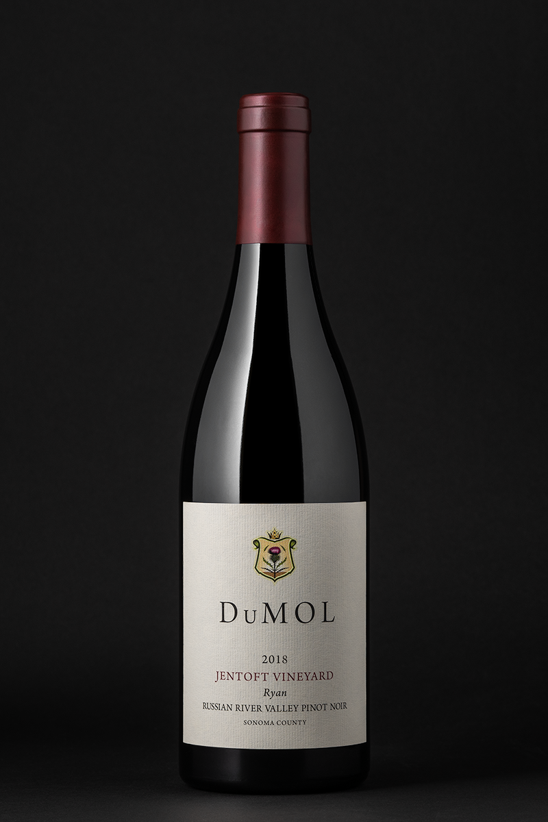 Jentoft Vineyard Ryan Pinot Noir  - DuMOL