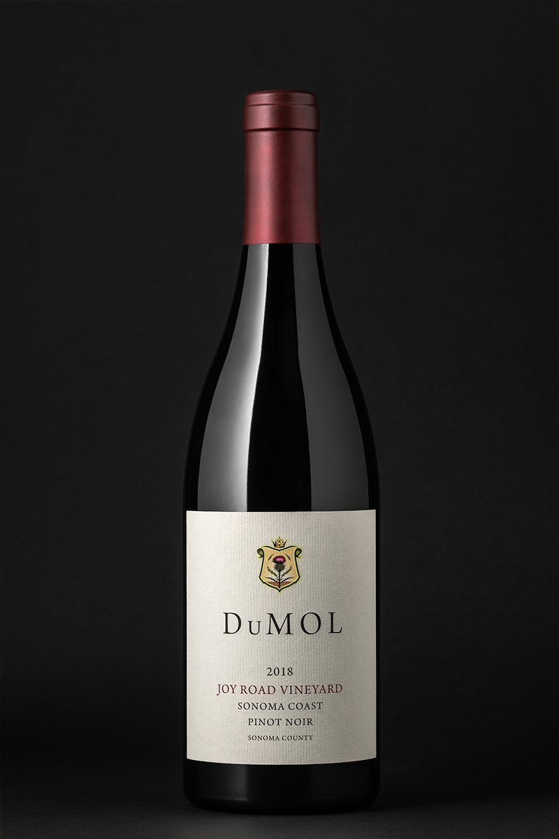 Joy Road Vineyard Pinot Noir  - DuMOL