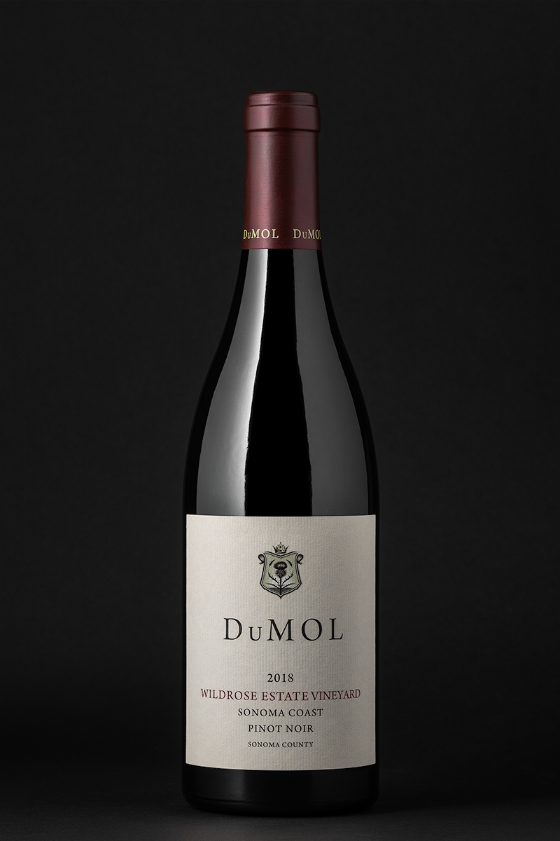 Wildrose Estate Pinot Noir  - DuMOL