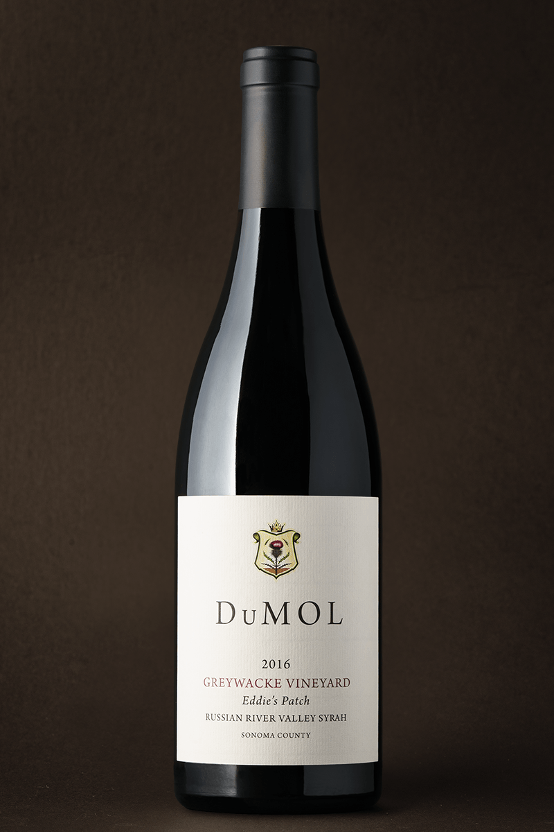 Greywacke Vineyard Eddie's Patch Syrah  - DuMOL