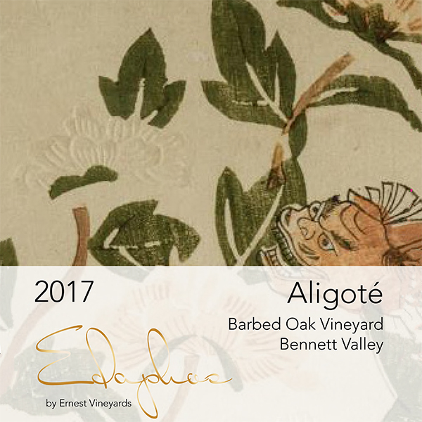 Aligoté 2017 Barbed Oak Vineyard - Ernest Vineyards