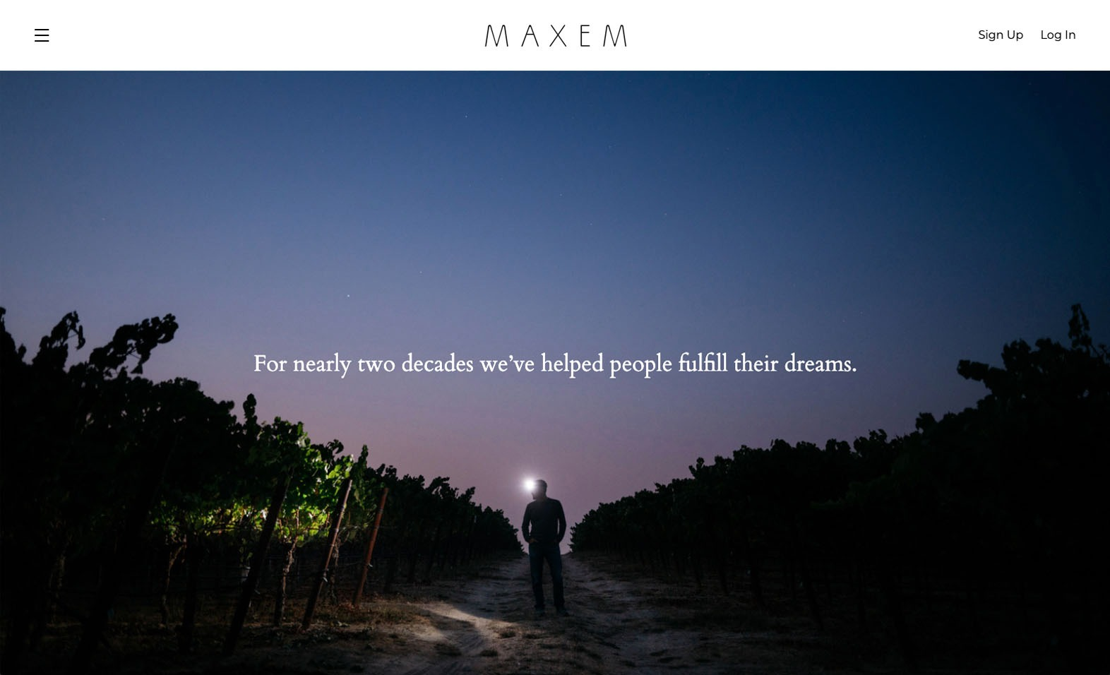 Maxem Website