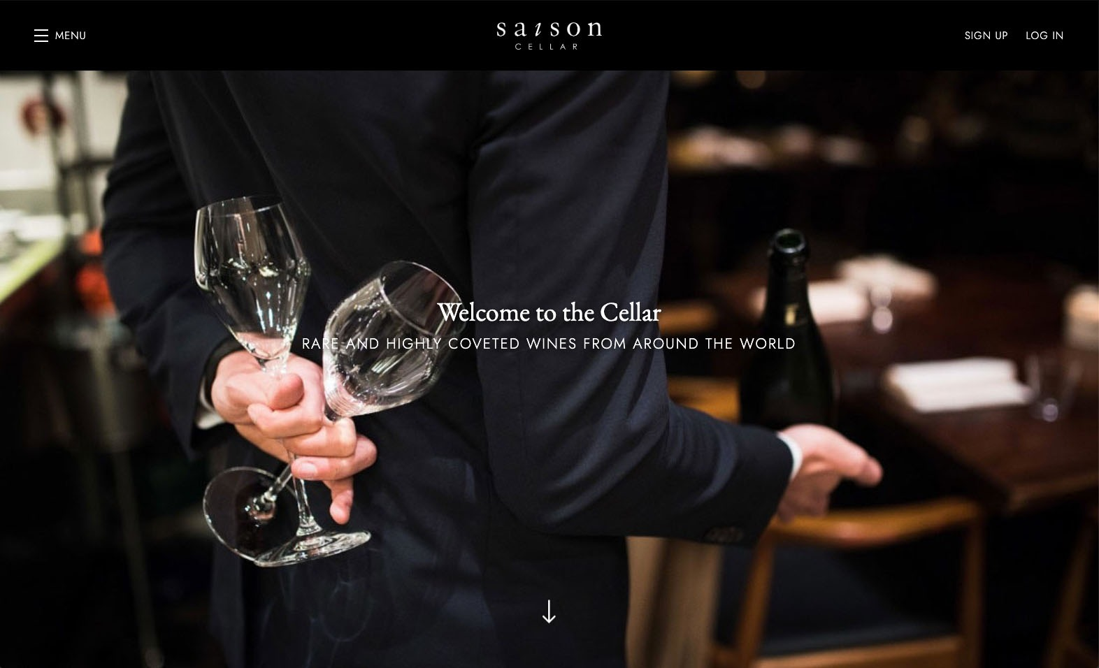 Saison Cellar Website