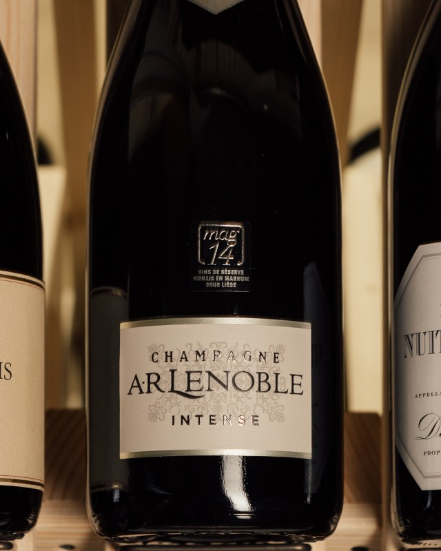 AR Lenoble Brut Intense Mag 14 NV