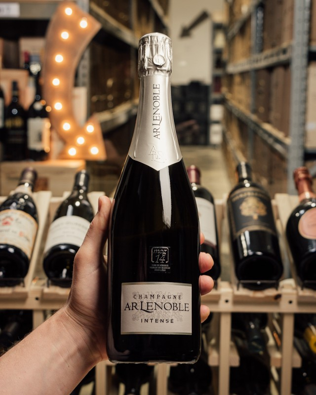 AR Lenoble Brut Intense Mag 14 NV  - First Bottle