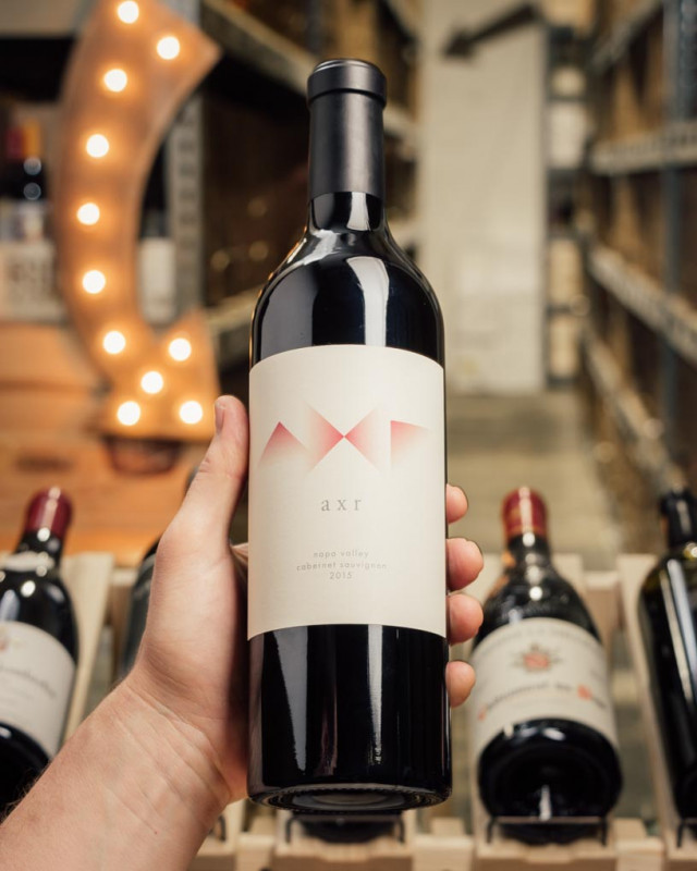 AXR Cabernet Sauvignon Napa Valley 2015  - First Bottle
