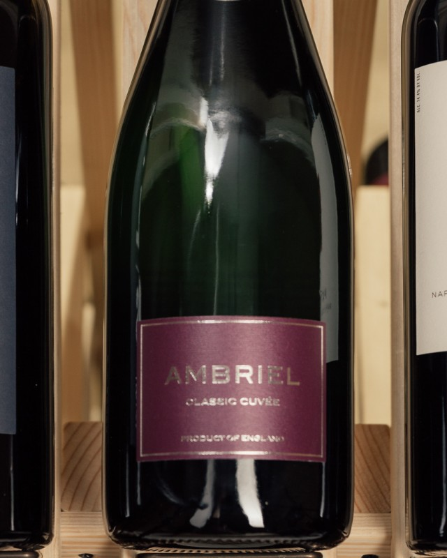 Ambriel Classic Cuvee Sparkling Wine (England) NV
