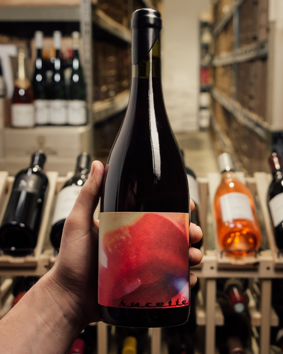 An Approach to Relaxation Sucette Grenache Barossa 2015  - First Bottle