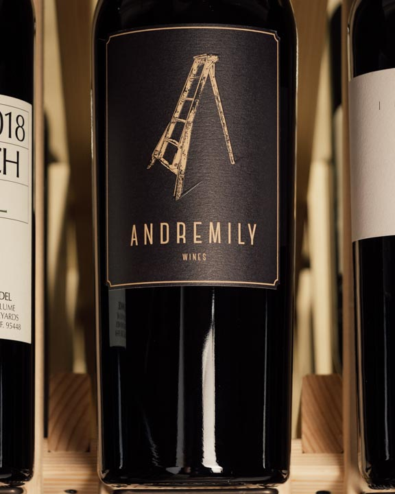 Andremily Mourvedre 2017