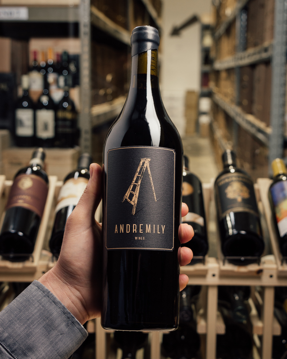 Andremily Syrah No. 5 2016  - First Bottle
