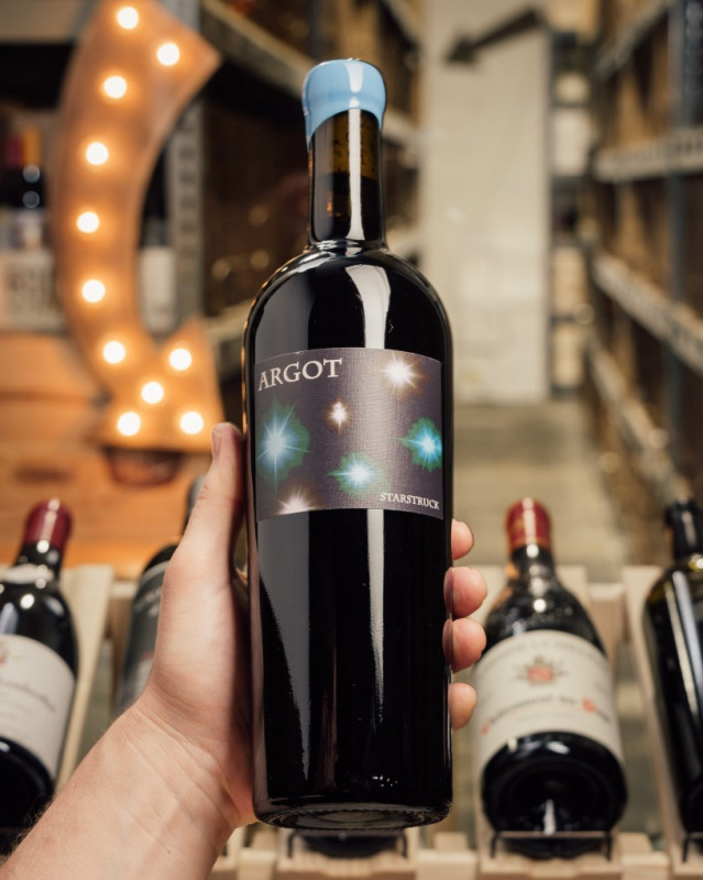 Argot Cabernet Sauvignon Starstruck 2016  - First Bottle