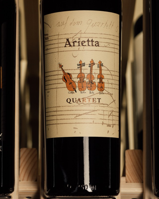 Arietta Proprietary Red Quartet 2015