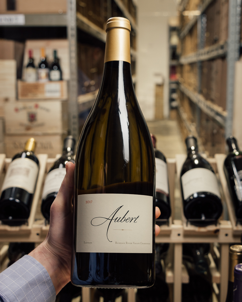 Aubert Chardonnay Eastside 2017 (Magnum 1.5L)  - First Bottle